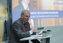 """Lecture by Ambassador Dr. Wendelin Ettmayer: """"The Diplomatic Revolution in Europe: Repercussions for Transatlantic Relations"""""""