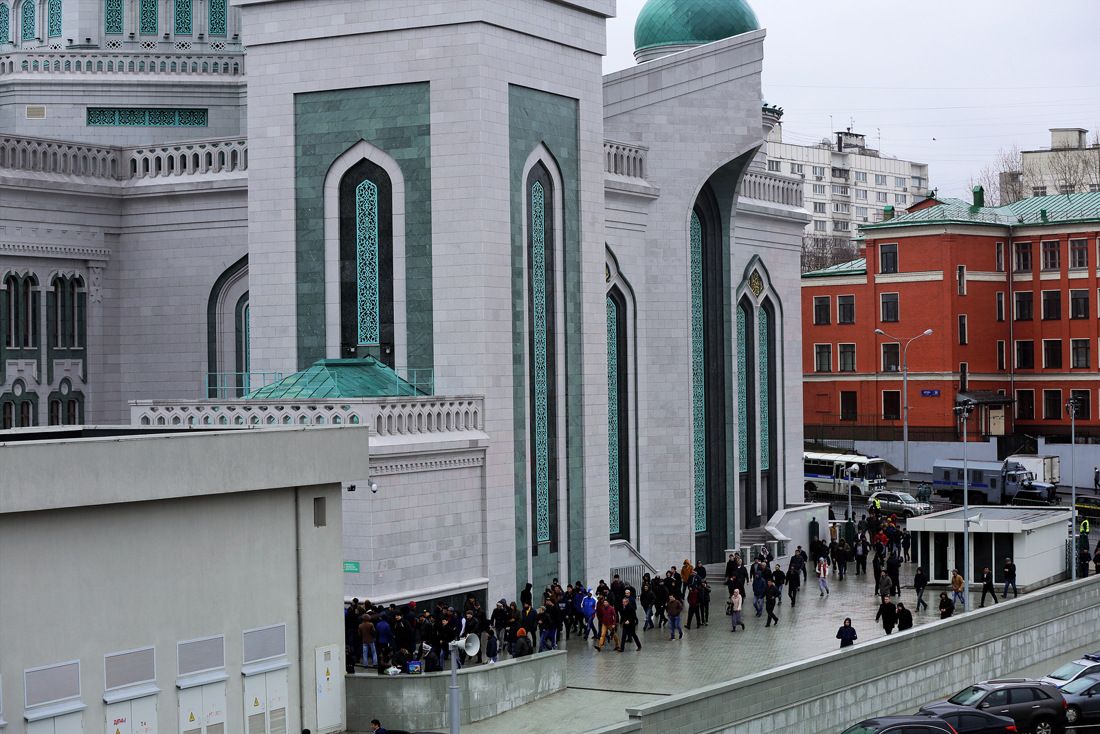 Muslim community of Russia: past, present and future