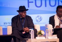 Rhodes Forum 2017 - Goodluck Jonathan and Dioncounda Traoré