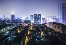 Skyline of downtown Beijing (Credit: Baiterek_Media/Bigstock)v