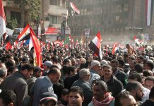 Egyptians gather in Cairo's Tahrir Square to call for political reforms (Credit: Mohamed Elsayyed/Bigstock)