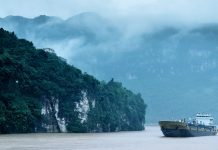 China, The Three Gorges (Credit: gyn9038/Bigstock)