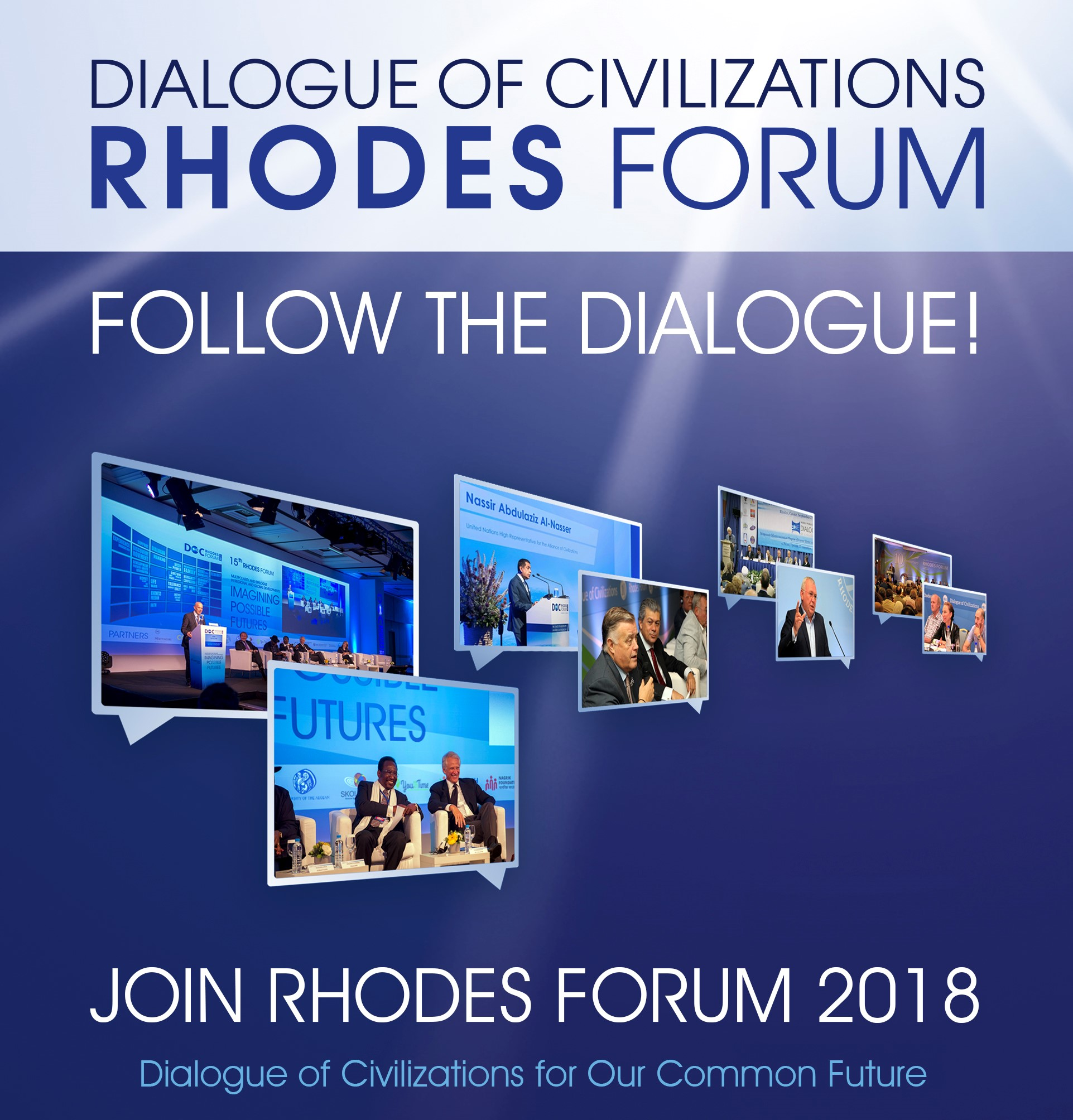 Rhodes Forum 2018: Making Multilateralism Work: Enhancing Dialogue on Peace, Security and Development