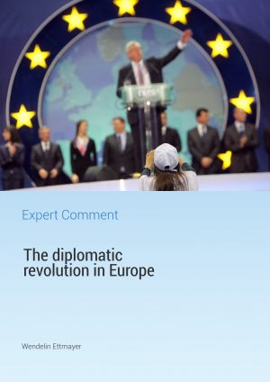 The diplomatic revolution in Europe